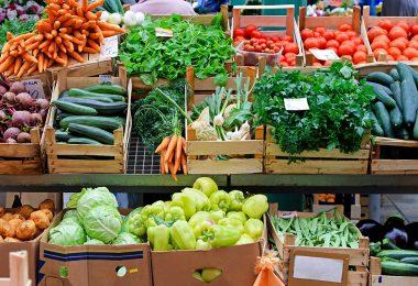Farmer's Market in Clayton County, Georgia